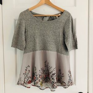 Moth blouse from Anthropologie